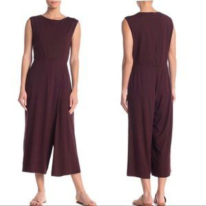 Eileen Fisher Bateau Neck Jumpsuit